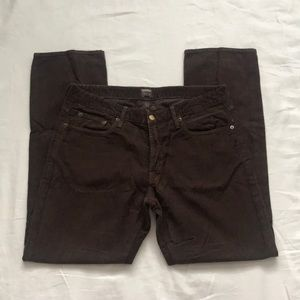 Bonobos Straight Fit Washed Cords